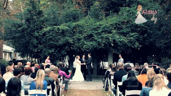 5/10/2012:Candice avec Ian Somerhalder et Nina Dobrev au mariage de ses amis Paul et Jessica  !