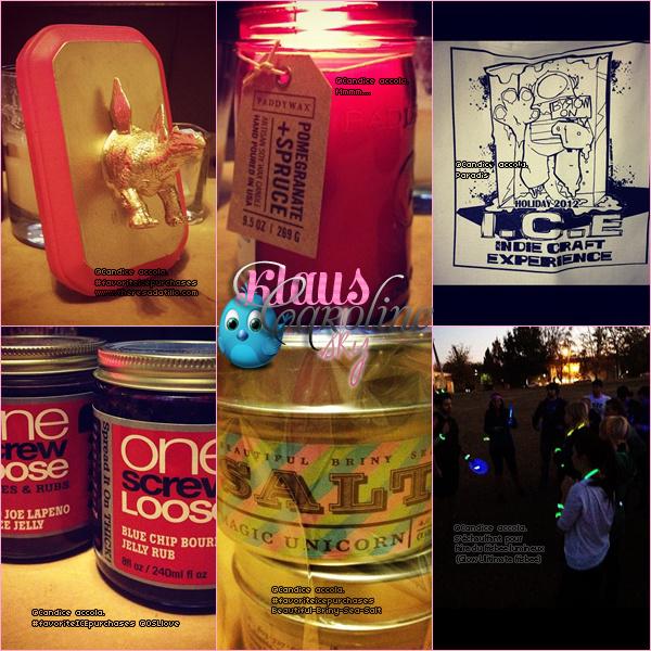 21/11/2012: Instagram Craccola de la semaine !