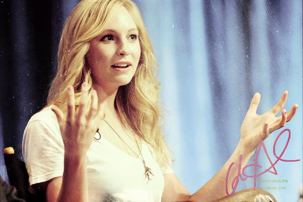10/03/2012: Candice était présente au PaleyFest «The Vampire Diaries»!