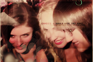 09/05/2012 : Candice présente au Nylon Young Hollywood Party à Hollywood  en compagnie de Kayla Ewell !