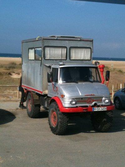vieux Mercedes
