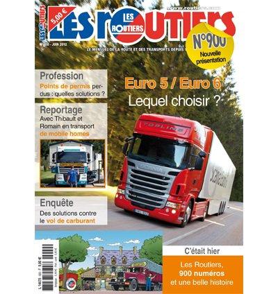 """magazine """"les routiers"""""""