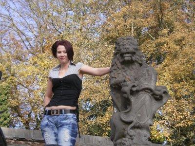les photo au parc