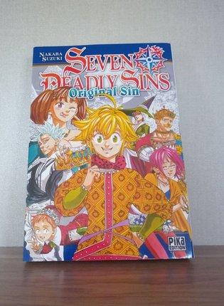 Seven Deadly Sins Original Sin