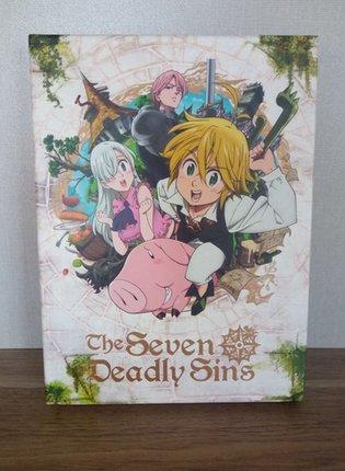 The Seven Deadly Sins Saison 1