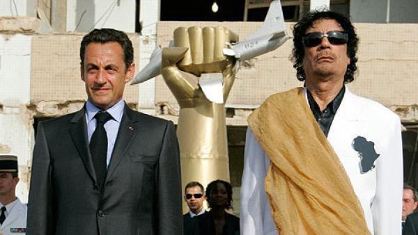 dirty war against Libya  --   ترجمة عربية انظر أدناه!