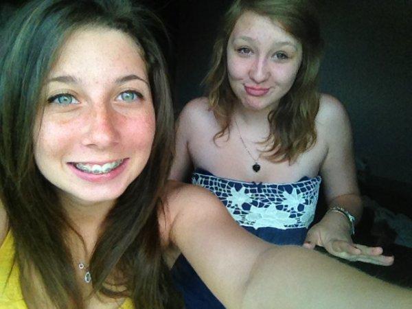 Ma cousine c'est la plus belle d'abord. ♥