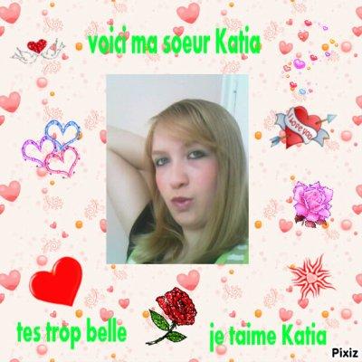 Ma soeur Katia