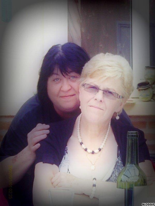 Ma mamie et mere