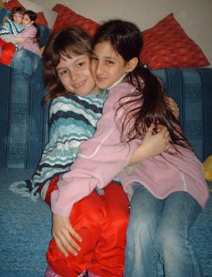 MissBouhOuhEtte avec Camilia (2007)