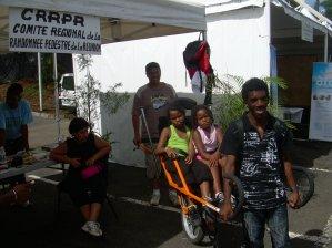 RENCONTRES CITOYENNES DU HANDICAP DU 17 AVRIL 2011 A L'UNIVERSITE DU TAMPON