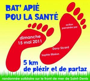 ACTION BAT APIE POU LA SANTE DU 15 MAI 2011 DE LA JAMAÏQUE AU BARACHOIS