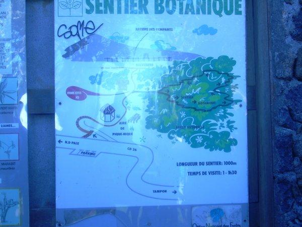 RANDO SANTE A NOTRE DAME DE LA PAIX LE 31 MARS 2012