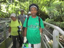 RANDO SENTIERS PROPRES EGLISE STE VIVIENNE, CASCADES DELICES ET NIAGARA DU 29 AVRIL 2012