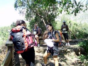 RANDO DES 17/18 NOVEMBRE 2012 A MAFATE (Sentier Scout, Ilet à Malheur, Aurère, Sentier Augustave)