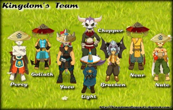 Kingdom's Team (serveur brumaire)