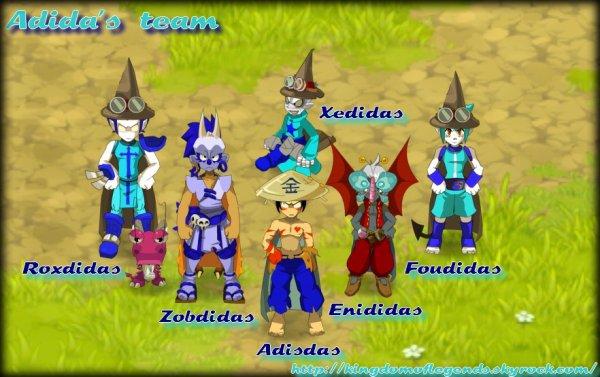 Adida's Team (serveur brumaire)