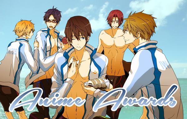"Anime Awards 2013 "" votez pour vos anime favoris "" あなたの好きなアニメに投票"