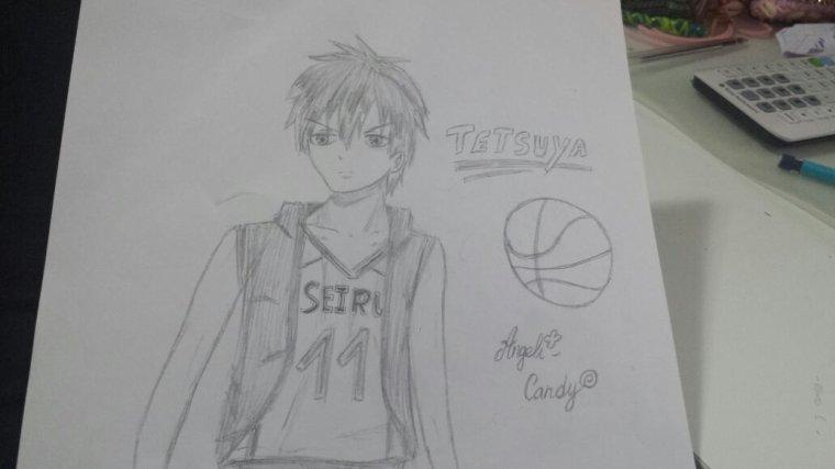 Dessin Les 2 Tetsuya Dans Kuroko No Basket 3 Blog De