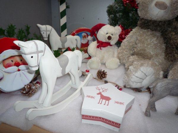 Vitrine de Noël 2016 (1ère Partie)