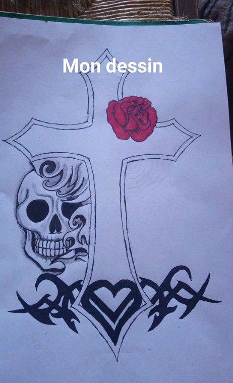Mon future tatouage amélioré