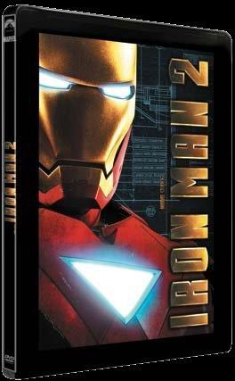 SORTIE DU JOUR: IRON MAN 2 *** EN DVD