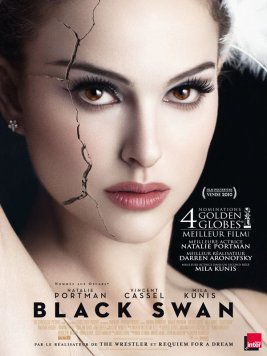 SORTIE DU JOUR: BLACK SWAN AU CINEMA ****   REVE OU REALITE ?