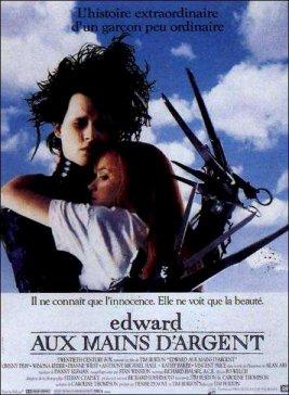 EDWARD AUX MAINS D'ARGENT *****