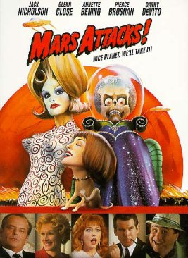 MARS ATTACKS ! ****