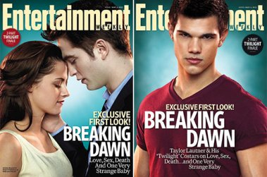 TWILIGHT DANS ENTERTEINMENT WEEKLY