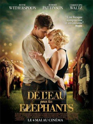 ..... DE L'EAU POUR LES ELEPHANTS **** AU CINEMA