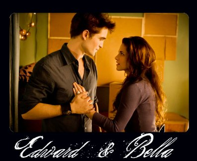 TWILIGHT : EDWARD & BELLA