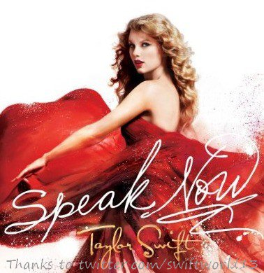 Speak Now by Taylor Swift . Now Available.