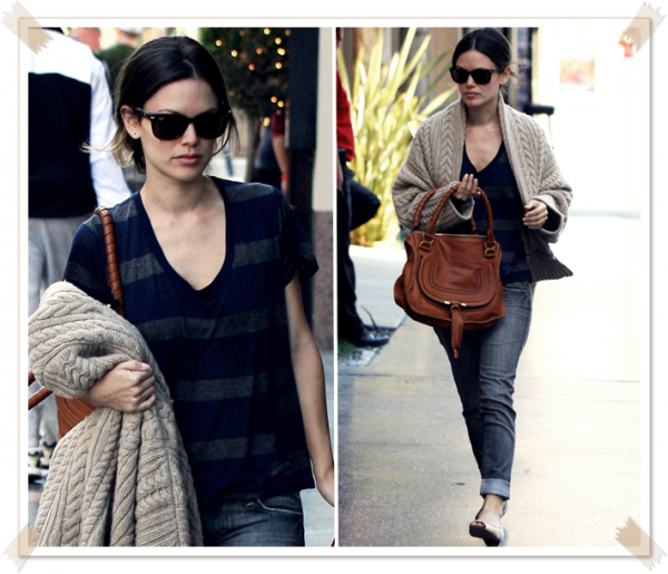 28 Janvier 2011 - Leaving Her Office In Hollywood