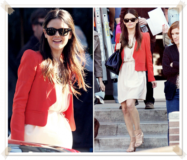 2 Fevrier 2011 -  Heads to the 'Chelsea Lately' show in Santa Monica