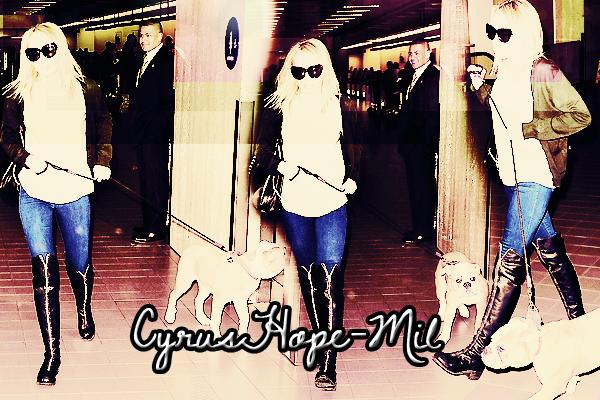 * 15/07/12 :  Miley faisant du skateboard avec Liam à Los Angeles.      *