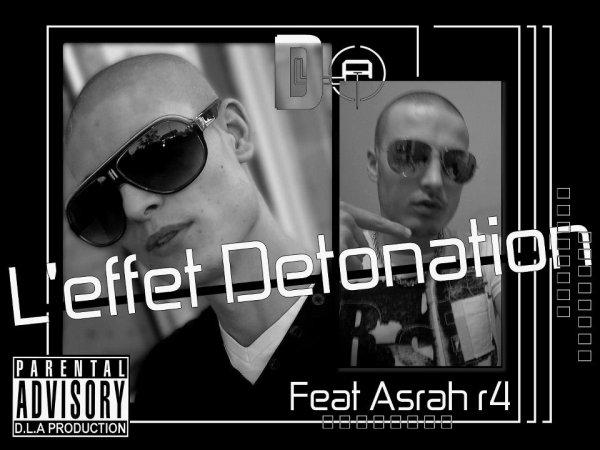 """"""" L.S.U - Freestyle - Salah r4 Feat Asrah r4 """" - L'effet Détonation (Leezy-Prod) (2011)"""