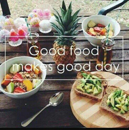 La base ; Manger santée bien sur ! :)