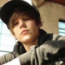 . . Justin Bieber. .