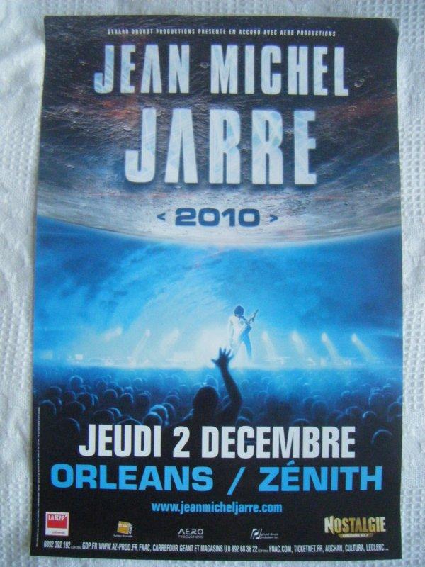 Jean Michel Jarre -2010