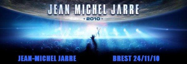 """jean michel jarre -""""2010"""" Brest"""