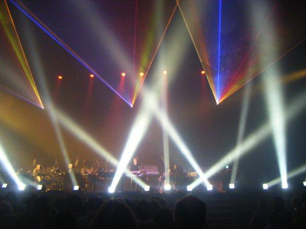 """jean michel jarre -""""2010"""" Orléans"""