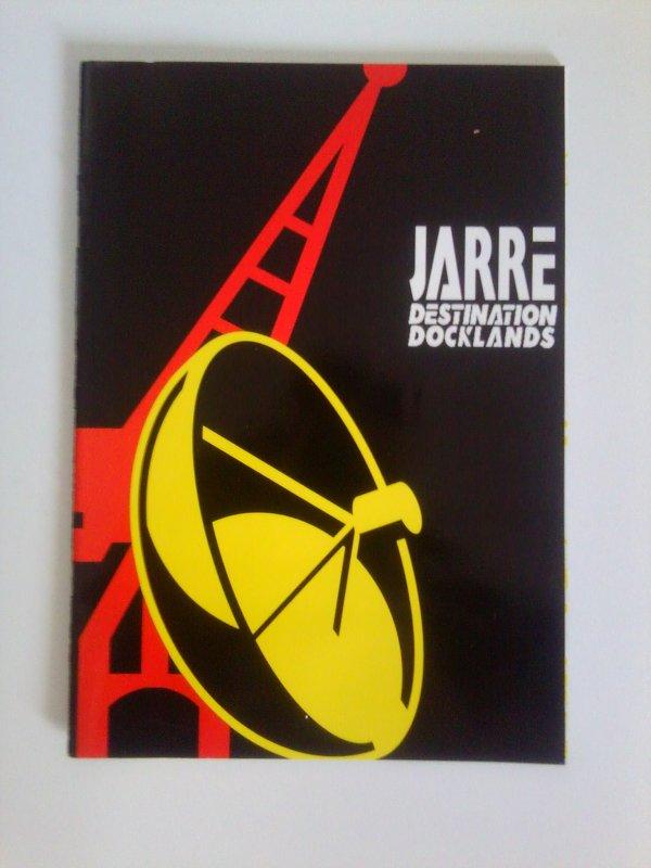 Jean Michel jarre - collection perso