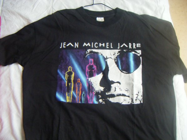 Jean Michel jarre - collection perso