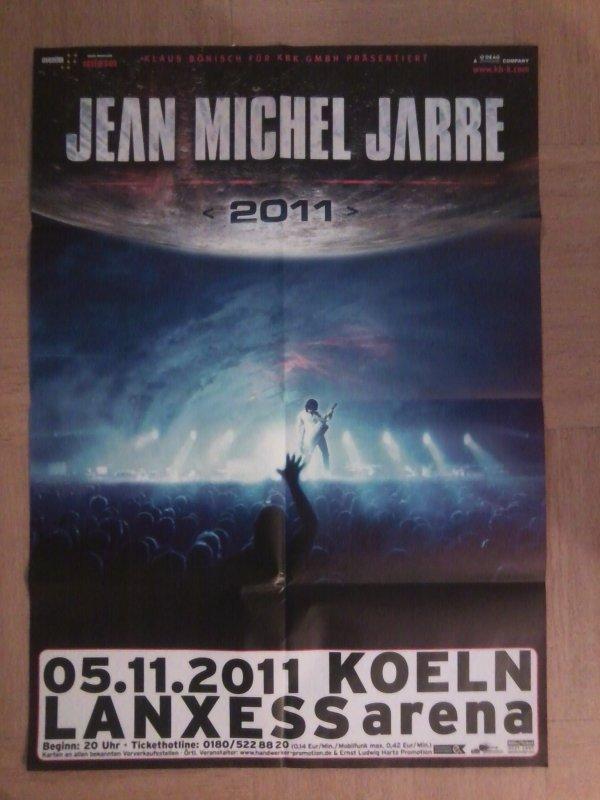 "Jean Michel Jarre ""2011"""
