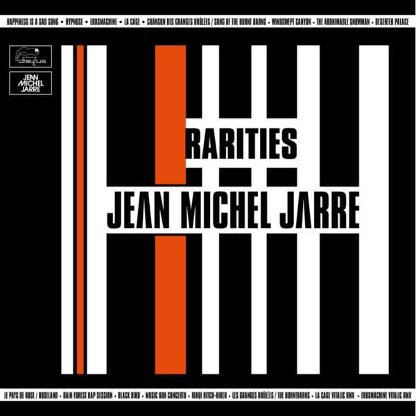 JEAN MICHEL JARRE : Rarities
