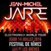 Jean Michel Jarre Europe Tour Nîmes