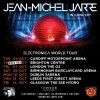 Jean Michel Jarre Electronica Tour Europe