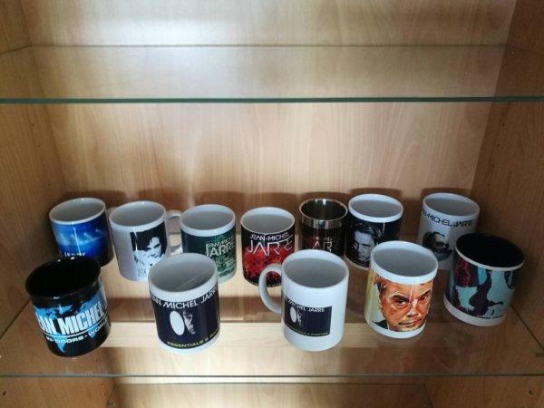 Collection perso Jean Michel Jarre