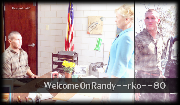 Welcome On Randy--RKO--80